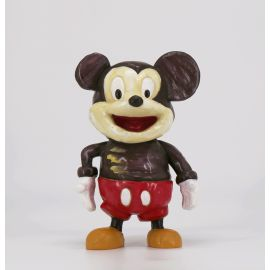 """""""What's Up"""" Mickey Sculpture - (30 cm)"""