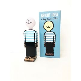 Bright Idea - A Lamp by Jean Jullien