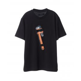 T-Shirt: Taped Spanner