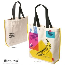 Andy Warhol Deluxe Tote