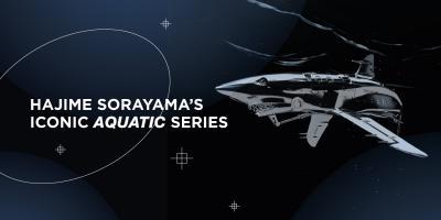 Hajime Sorayama: Aquatic Series