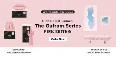 Paint the Town Pink with Gufram